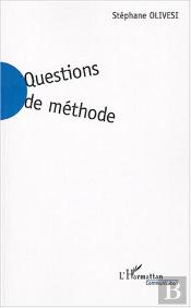 Questions De Methode