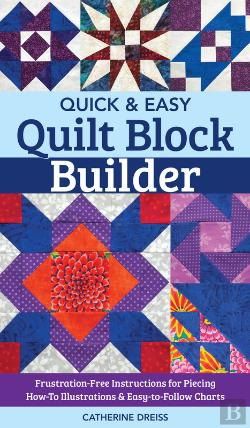 Bertrand.pt - Quick & Easy Quilt Block Builder