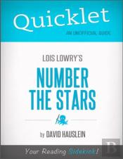 Quicklet On Lois Lowry'S Number The Stars (Cliffnotes-Like Book Notes)