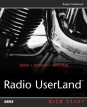 Radio Userland Kick Start