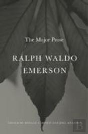 Ralph Waldo Emerson 8211 The Major P
