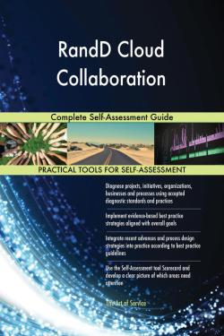 Bertrand.pt - Randd Cloud Collaboration Complete Self-Assessment Guide