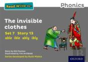 Read Write Inc. Phonics: Grey Set 7 Storybook 13 The Invisible Clothes