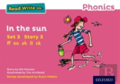 Read Write Inc. Phonics: Pink Set 3 Storybook 3 In The Sun