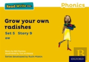Read Write Inc. Phonics: Yellow Set 5 Storybook 9 Grow Your Own Radishes