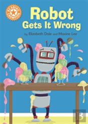 Reading Champion: Robot Gets It Wrong