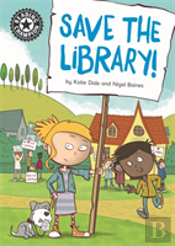 Reading Champion: Save The Library!