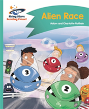 Reading Planet - Alien Race! - Turquoise: Comet Street Kids