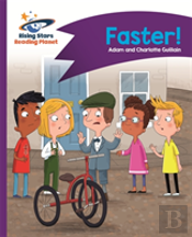 Reading Planet - Faster! - Purple: Comet Street Kids