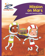 Reading Planet - Mission To Mars - Purple: Comet Street Kids