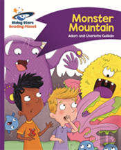 Reading Planet - Monster Mountain - Purple: Comet Street Kids