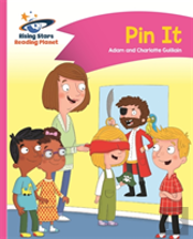 Reading Planet - Pin It - Pink A: Comet Street Kids