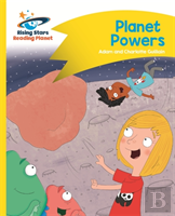 Reading Planet - Planet Powers - Yellow: Comet Street Kids
