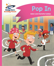 Reading Planet - Pop In - Pink A: Comet Street Kids