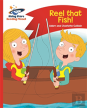 Reading Planet - Reel That Fish! - Red B: Comet Street Kids
