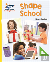 Reading Planet - Shape School - Yellow: Galaxy