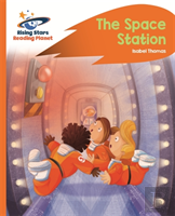 Reading Planet - Space Station - Orange: Rocket Phonics