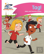 Reading Planet - Tag! - Pink A: Comet Street Kids