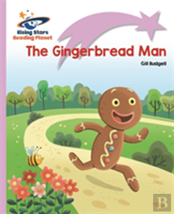 Bertrand.pt - Reading Planet - The Gingerbread Man - Lilac Plus: Lift-Off First Words