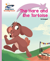 Reading Planet - The Hare And The Tortoise - Lilac Plus: Lift-Off First Words