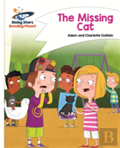Reading Planet - The Missing Cat - White: Comet Street Kids