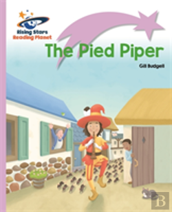 Bertrand.pt - Reading Planet - The Pied Piper - Lilac Plus: Lift-Off First Words