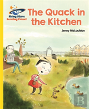Reading Planet - The Quack In The Kitchen - Yellow: Galaxy