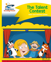 Reading Planet - The Talent Show - Yellow: Comet Street Kids