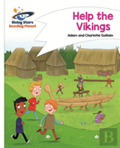 Reading Planet - The Vikings - White: Comet Street Kids