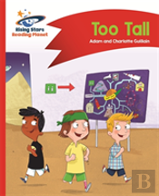 Reading Planet - Too Tall - Red B: Comet Street Kids