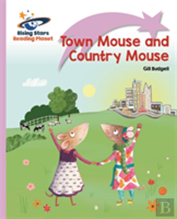 Bertrand.pt - Reading Planet - Town Mouse And Country Mouse - Lilac Plus: Lift-Off First Words