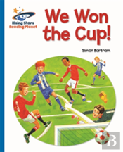 Reading Planet - We Won The Cup! - Blue: Galaxy