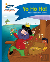 Reading Planet - Yo Ho Ho! - Blue: Comet Street Kids