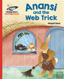 Bertrand.pt - Reading Planet - Anansi And The Web Trick - Red A: Galaxy