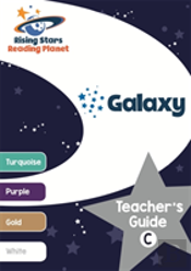 Reading Planet Galaxy Teacher'S Guide C (Turquoise - White)