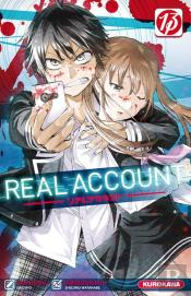 Real Account - Tome 13 - Vol13