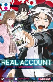 Real Account - Tome 8