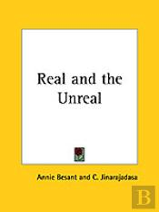 Real And The Unreal (1923)