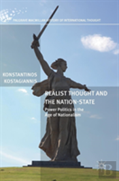 Realist Thought And The Nation-State