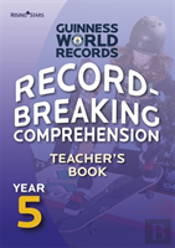 Record Breaking Comprehension Yr 5 Teach