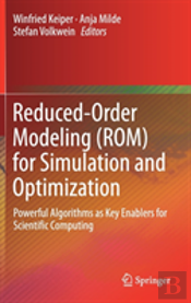 Reduced-Order Modeling(Rom)For Simulation And Optimization