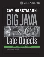 Reduced Print Component For Big Java Late Objects