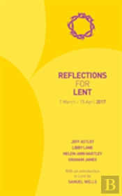 Reflections For Lent