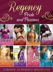 Regency Pride And Passions (Mills & Boon E-Book Collections)