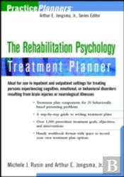 Rehabilitation Psychology Treatment Planner