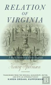 Relation Of Virginia