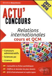 Relations Internationales Concours 2017