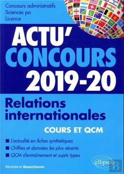 Bertrand.pt - Relations Internationales Concours 2019-2020