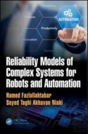 Reliability Models Of Complex Syste