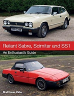 Bertrand.pt - Reliant Sabre, Scimitar And Ss1